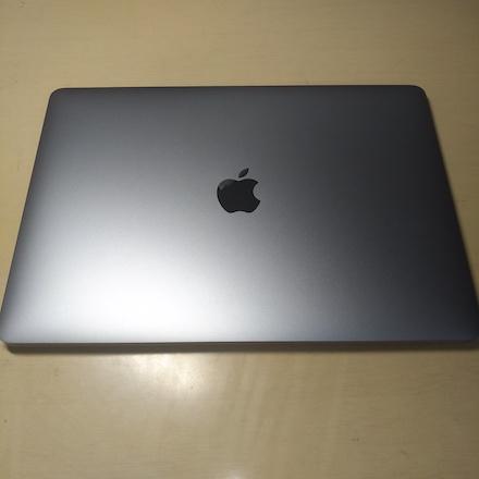 macbookとご対面