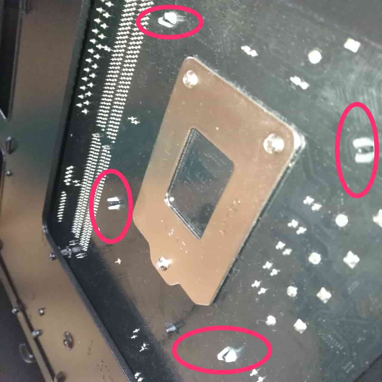 CPUクーラーの取り付け方4