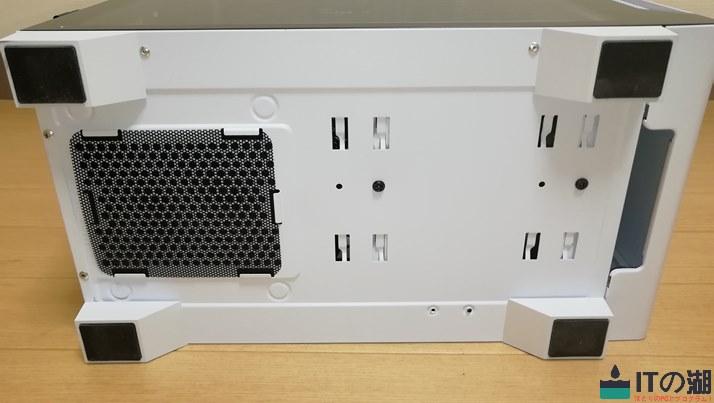 thermaltake s100tg bottom panel